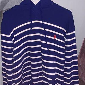 Ralph Lauren Polo sweater with hood